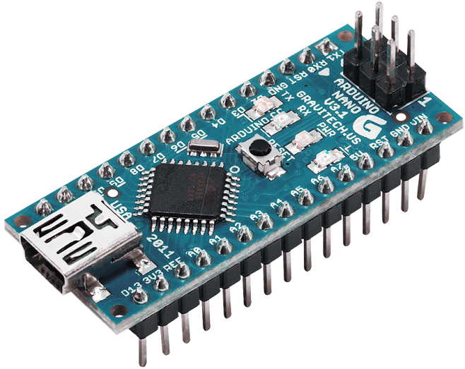 arduino-nano-1 Datasheet Arduino Lilypad on vibe board pin configuration, how use buttons lights, turning light, usb parts, tutorial for begunner, disc battery power supply,